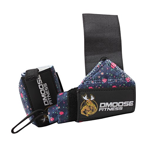 Wrist Wraps DMoose Fitness Weightlifting product image