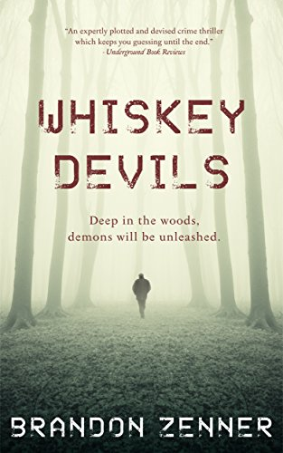 Whiskey Devils by Brandon Zenner ebook deal