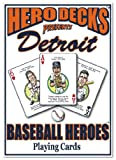 Channel Craft Hero Decks - Detroit Tigers - Playing Cards