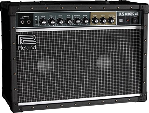 Roland JC-40 Jazz Chorus 40-Watt Guitar Amplifier