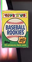 "1989 Topps Baseball Toys ""R"" Us Rookies Complete Box Set FACTORY SEALED"