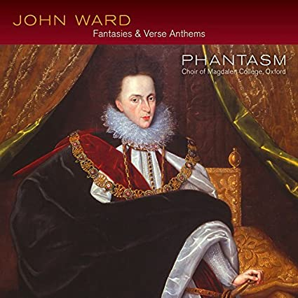 John Ward: Fantasies & Verse Anthems