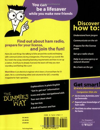 Ham Radio For Dummies by For Dummies (Image #1)