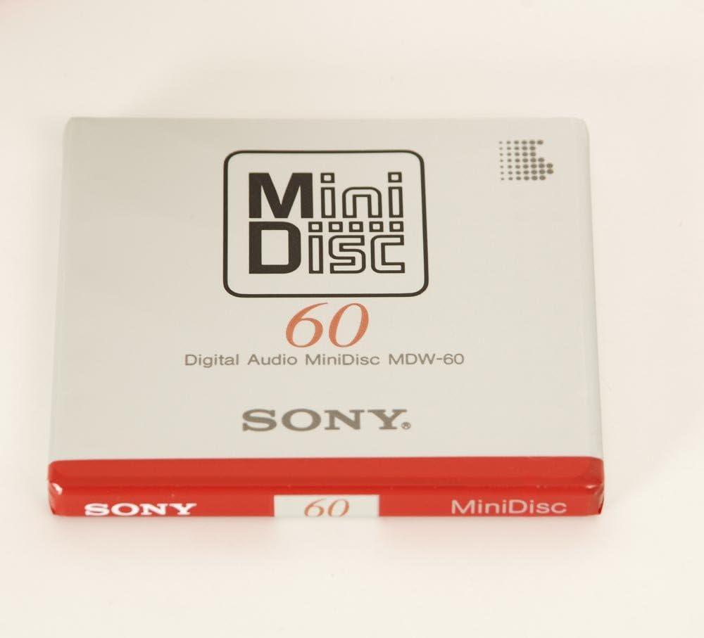 Sony Mdw 60 5er Set Minidisc Neu Elektronik
