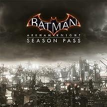 Batman Arkham Knight - Season Pass - PlayStation 4 [Digital Code]