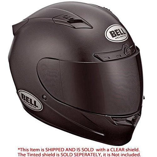 Bell Vortex Matte Black Full Face Helmet - Large
