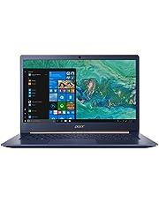"Acer Notebook Swift 5 SF514-52T-85A9, Processore Intel Core i7-8550U, Ram 8 GB DDR3, 256 GB Intel PCIe SSD, Windows 10 Home, Display 14"" FHD IPS Multi-touch LCD, Blu"