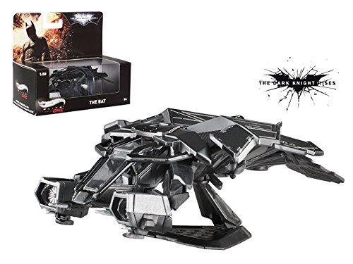 StarSun Depot Hot wheels Batman Dark Knight Rises The Bat Plane Elite 1/50 Model by Hotwheels