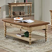 Quails Run 50 in. Coffee Table