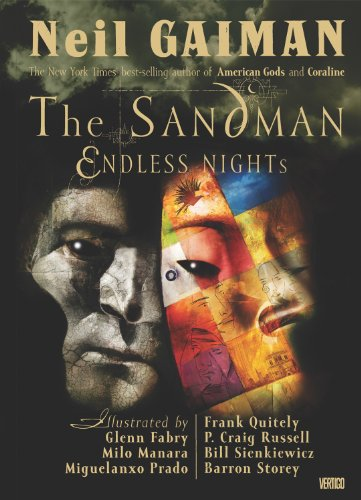 [F.R.E.E] The Sandman: Endless Nights (The Sandman series Book 12) PPT