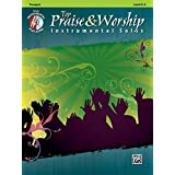 Top Praise and Worship Instrumental Solos: Trumpet, Book and CD