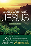 Every Day With Jesus Devotional: 365 Insights for Encouragement, Spiritual Growth, and Personal Victory  (English Edition)