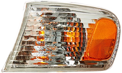 TYC 18-5642-00-1 Toyota Corolla Front Left Replacement Side Marker Lamp (Lamp Assembly Left Signal Driver)