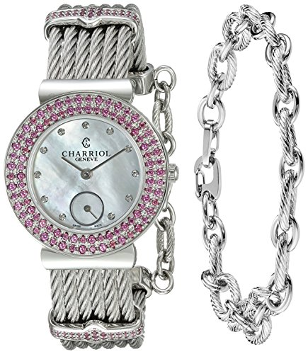 charriol-womens-st-tropez-swiss-quartz-stainless-steel-dress-watch-colorsilver-toned-model-st30rho56