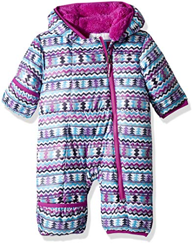 Columbia Unisex Baby Infant Frosty Freeze Bunting, Bright