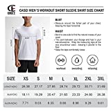 Men's T-Shirts Short Sleeve Ultra Soft Plain Cotton