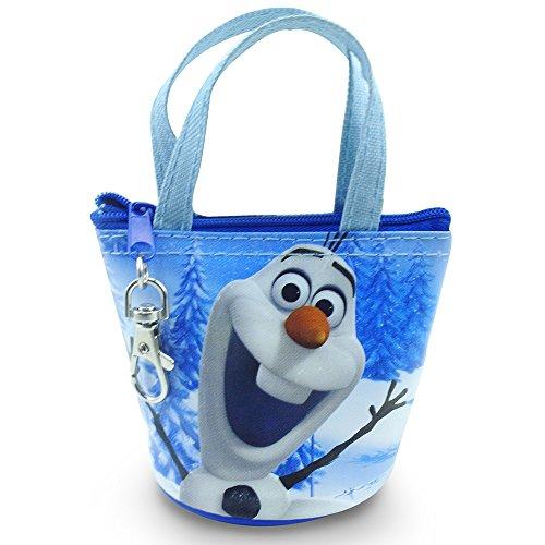 Chaveiro Porta Moeda Olaf Frozen - Disney