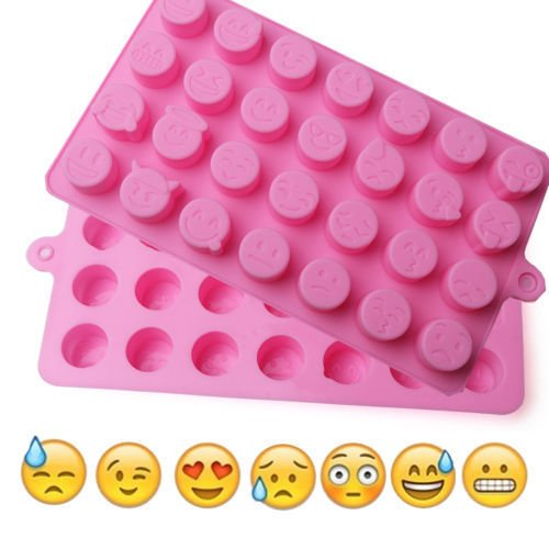 Silicone Cake Decorating Moulds Candy Cookies Chocolate Baking Mold