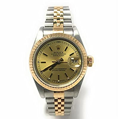 Rolex Datejust Swiss-Automatic Female Watch 79173 (Certified Pre-Owned) by Rolex