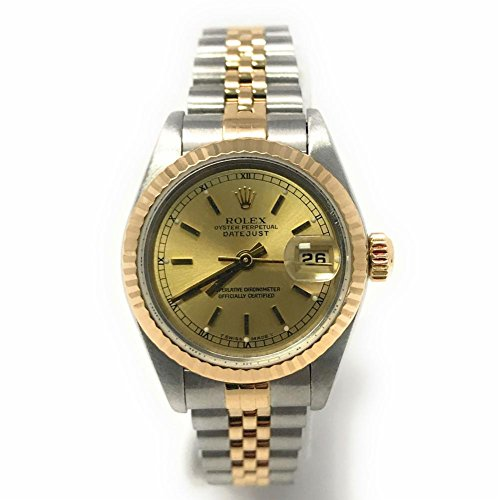 Rolex Datejust swiss-automatic womens Watch 79173 (Certified Pre-owned) (Men Watches For Rolex Authentic)