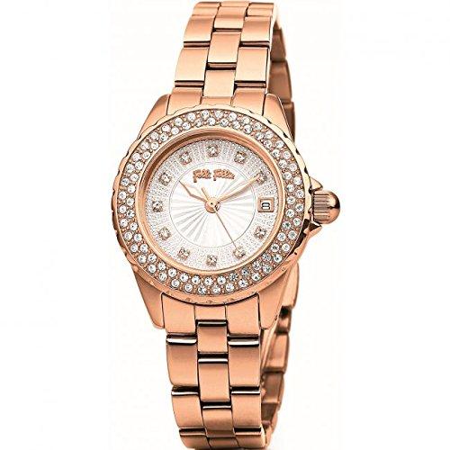 Señoras brazalete Folli Follie día sueño reloj 6010.0232