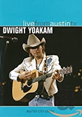 "Dwight Yoakam rocked the house in his 1988 performance on Austin City Limits. Now that performance is available for the first time on DVD and it includes songs that were not included in the original TV broadcast. From the ""Streets Of Bakersfi..."