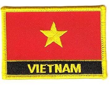 Flaggen Aufn/äher Patch Kambodscha Schrift Fahne NEU