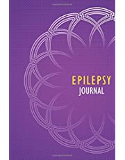 Epilepsy Journal: Epilepsy Management Journal with Daily Symptom, Pain, Fatigue, Anxiety, Mood Tracker, Epilepsy awareness products Gift for Epilepsy warriors