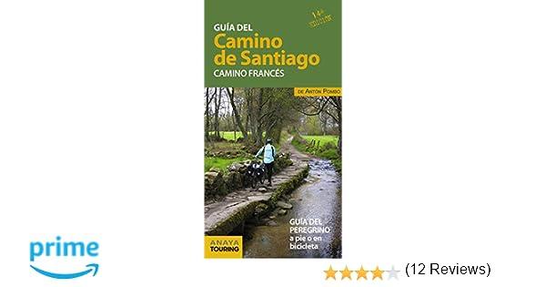 Guía del Camino de Santiago. Camino Francés: Amazon.es: Antón Pombo Rodríguez: Libros