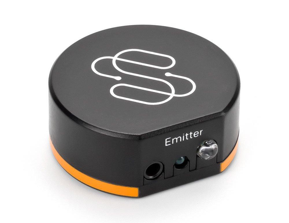 BlastIR Wireless Pro Emitter Only Remote Control Extender (IR Emitter)