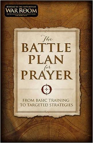 The Battle Plan For Prayer - Steven Kendrick