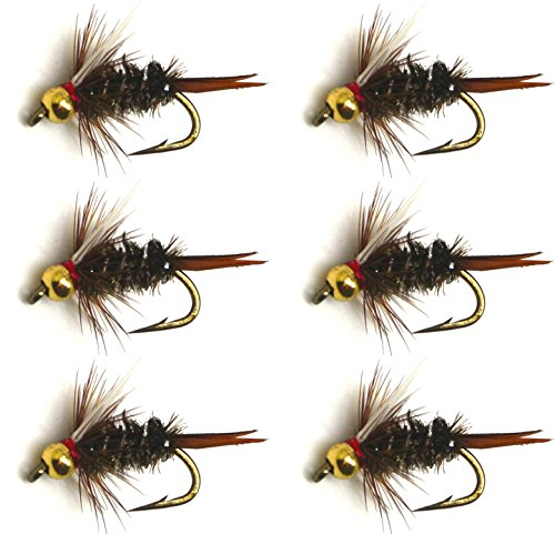 y Fishing Bead Head Prince Nymph 12# 14# 16# NEW (12#) (Bead Head Prince Nymph)
