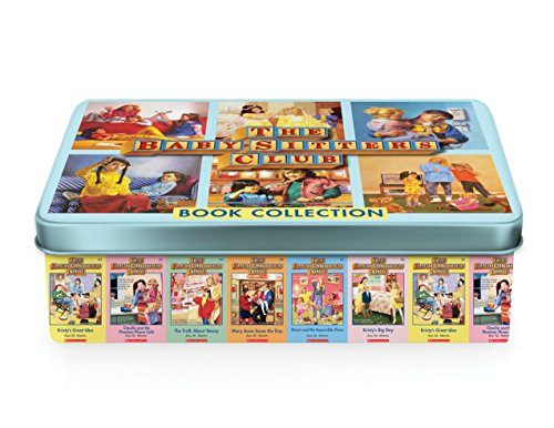 The Baby-Sitters Club Retro Set