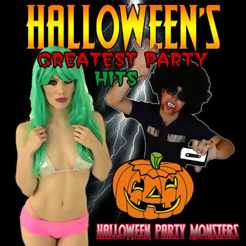 Halloween's Greatest Party Hits [Clean]
