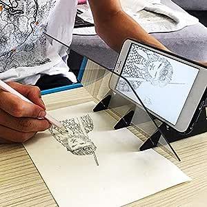 Proyector de dibujo, tablero de trazado del proyector de dibujo ...