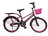 Torado Stitch ibc tt 20T Bicycle for children - Pink