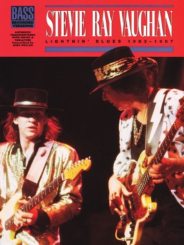 Stevie Ray Vaughan - Lightnin' Blues 1983-1987* (Bass) by Stevie Ray Vaughan (1991-10-01)