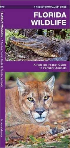Florida Wildlife: A Folding Guide to Familiar Animals (A Pocket Naturalist - Waterford Florida