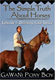 The Simple Truth About Horses: Episode One: Defining Your Space by GaWaNi Pony Boy
