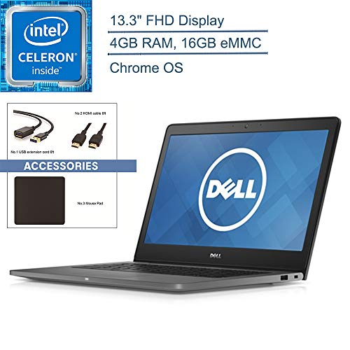 2020 Dell Chromebook 13 7310 Notebook Laptop Computer, 13.3