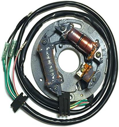 JETUNIT 100/% premium Jetski jet ski pwc Stator Generator Magnetic Generator For Yamaha 6R8-85560-10-00 6R7-85560-10-00 62T-85560-00-00 RA WRA SJ XL WVT WB SUPER JET WAVE 700