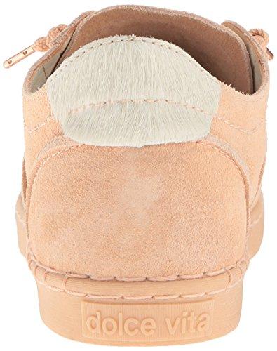 Dolce Vita Da Donna Zalen Fashion Sneaker Blush Scamosciato