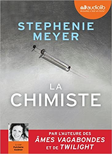 La Chimiste Livre Audio 2 Cd Mp3 Audiobook Livre Audio