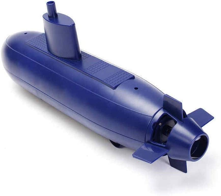 DIY 6 Channels Mini RC Submarine Xmas Gifts Remote Control Under Water Boat