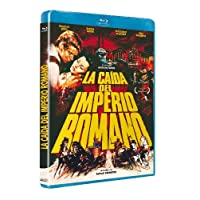 La Caída Del Imperio Romano [Blu-ray]