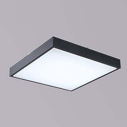 ZXW LED Lámpara de techo Rectangular Living Room Lámpara ...
