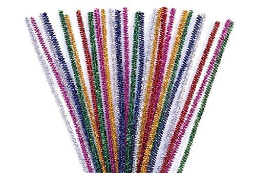 Colorations Spar Sparkle Pipe Cleaners (Pack of (Spar Sparkle)