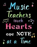Music Teachers Touch Hearts One Note at a