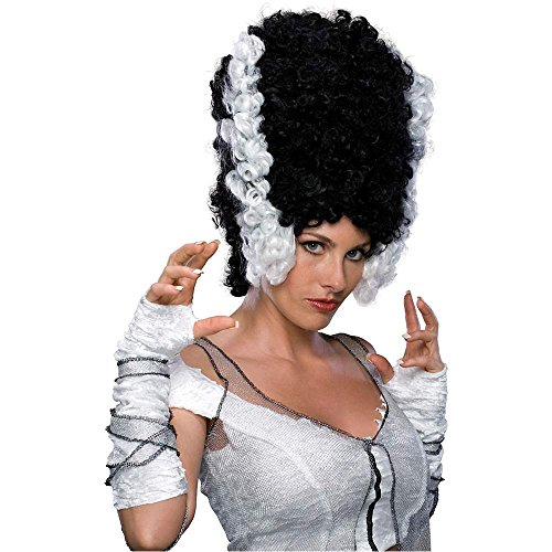Monster Bride Wig Costume Accessory (Monster Bride Wig)
