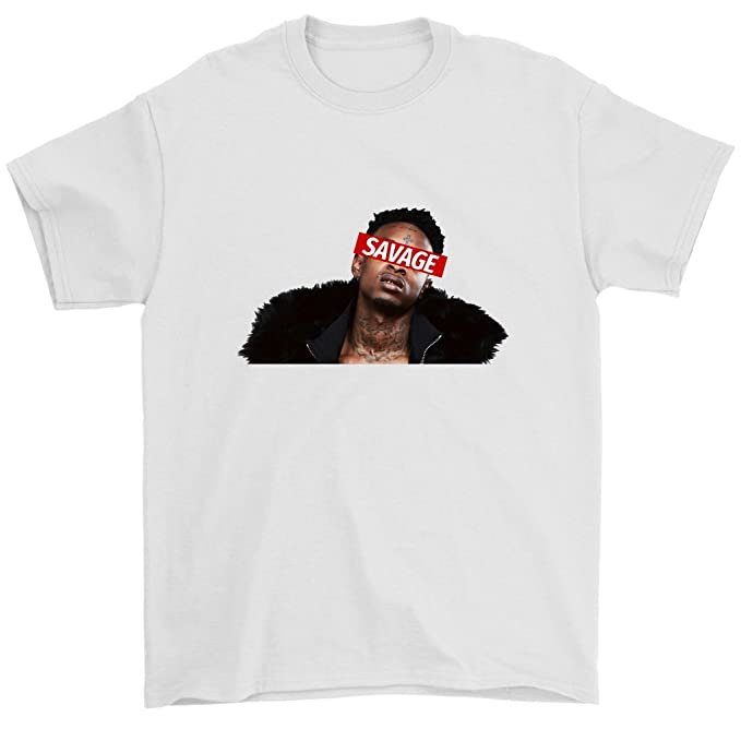 21 Savage Issa Knife Tee Shirt Amazon Com